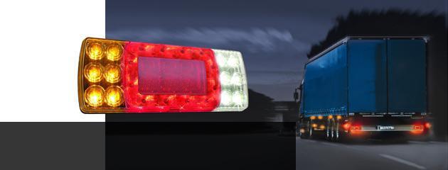 LED стопове и габарити
