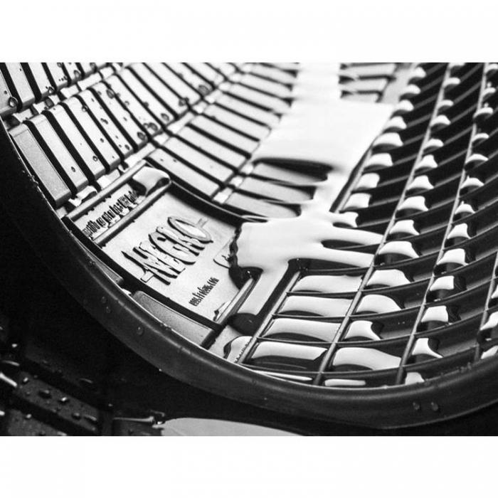 Гумени стелки Frogum за Honda City IV - (2002-2008) / Honda Jazz II - (2002-2008) - 2