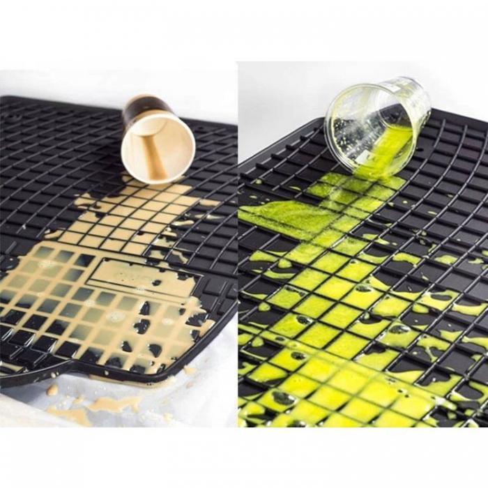 Гумени стелки Frogum за Citroen C4 I - (2004-2010) / Citroen C4 II - (2011+) - 1