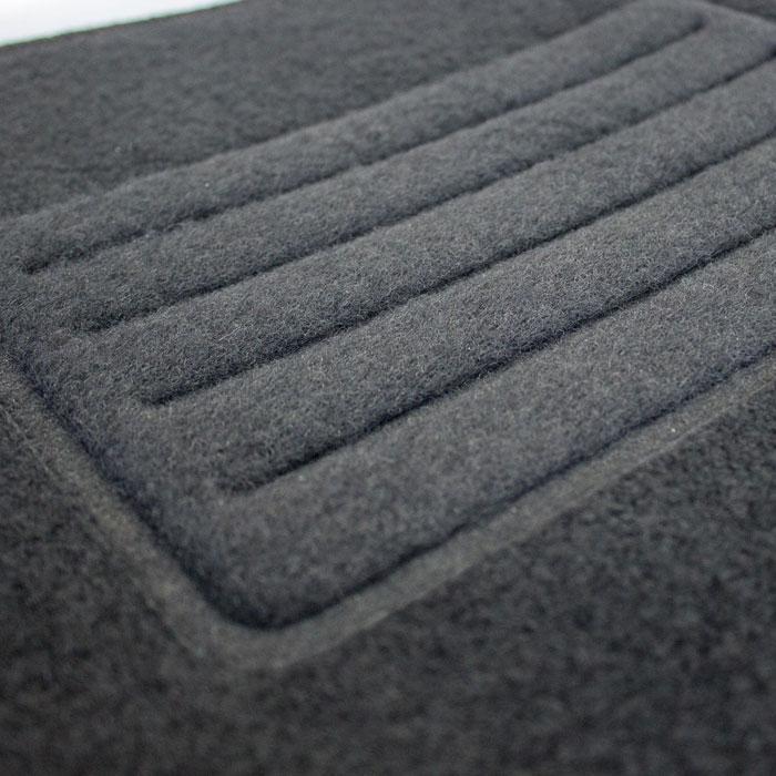 Мокетени стелки Petex за Audi A4/A4 Quattro 11/2000-10/2007/A4 Avant 09/2001-04/2008 4 части - 3