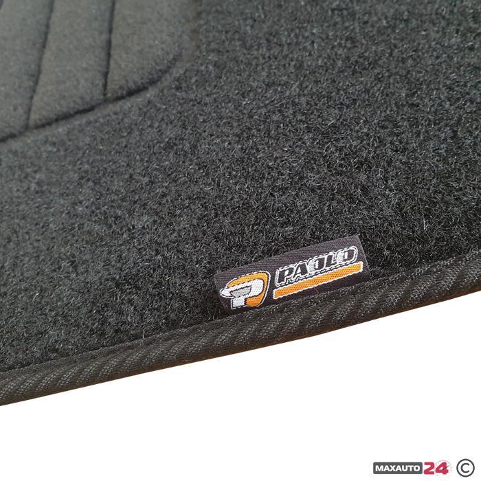 Мокетни стелки Paolo зa Audi A3 96-03 4 части - 1