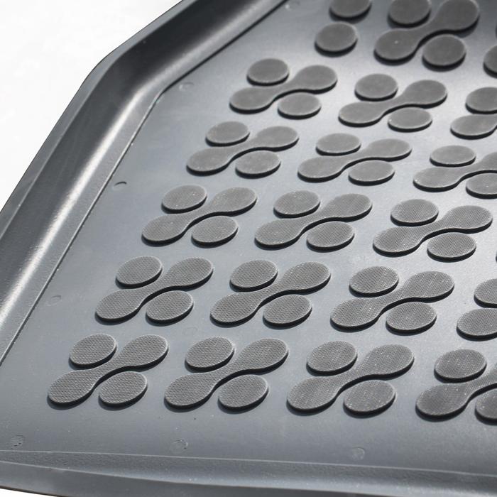 Гумени стелки Rezaw-Plast за Audi A6 2004-2008 седан/комби / Audi A6 allroad QUATTRO 2006-2011 - 2
