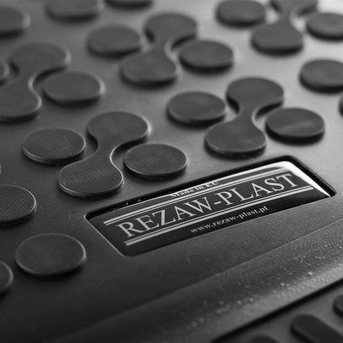 Гумени стелки Rezaw-Plast за Nissan Navara (D40) 2005-2015 - 1
