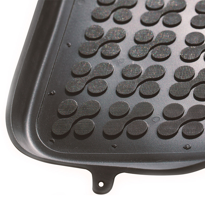Гумени стелки Rezaw-Plast за Nissan Qashqai (J10) 2007-2014 / Qashqai (J11) 2014- - 4
