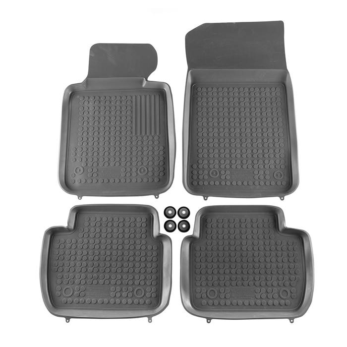 Гумени стелки Rezaw-Plast за BMW серия 3 E46 1998-2007 / E90/E91 2004-2012 - 0