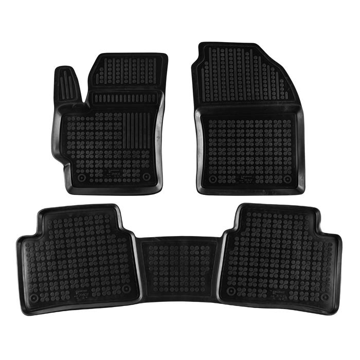 Гумени стелки Rezaw-Plast за Toyota Corolla XII E210 седан/комби/хибрид след 2018 - 0