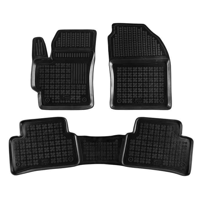 Гумени стелки Rezaw-Plast за Toyota Corolla XII E210 хечбек / хибрид след 2018 - 0