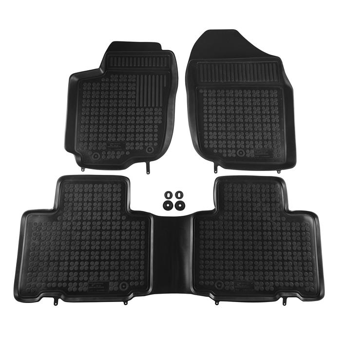 Гумени стелки Rezaw-Plast за Toyota Rav 4 2013-2018 - 0