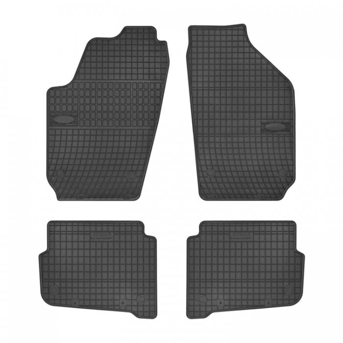 Гумени стелки Frogum за Skoda Fabia / Seat Ibiza / Seat Cordoba / VW Polo / VW Fox - 0
