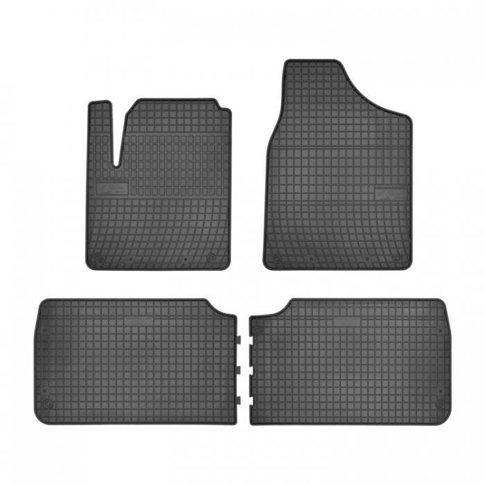Гумени стелки Frogum за VW Sharan / Seat Alhambra / Ford Galaxy - (1995-2010) - 0