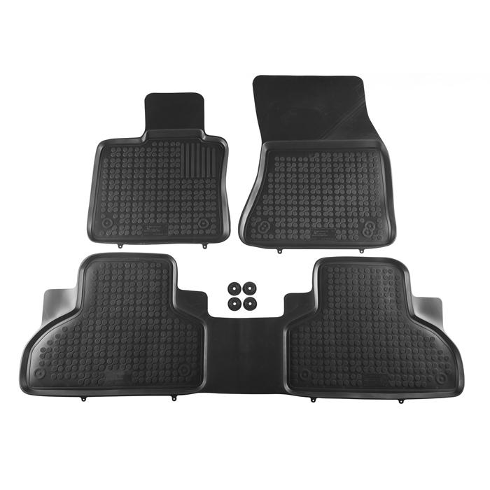 Гумени стелки Rezaw-Plast за BMW X5 F15 2013- / X6 F16 2014- - 0