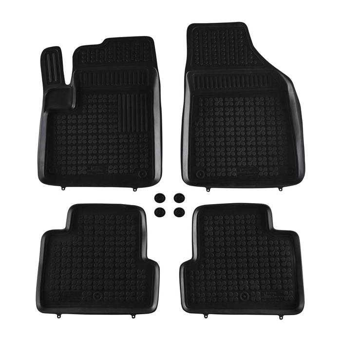 Гумени стелки Rezaw-Plast за Jeep Cherokee KL 2014- - 0