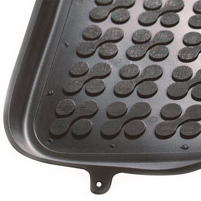 Гумени стелки Rezaw-Plast за Jeep Cherokee KL 2014- - 2