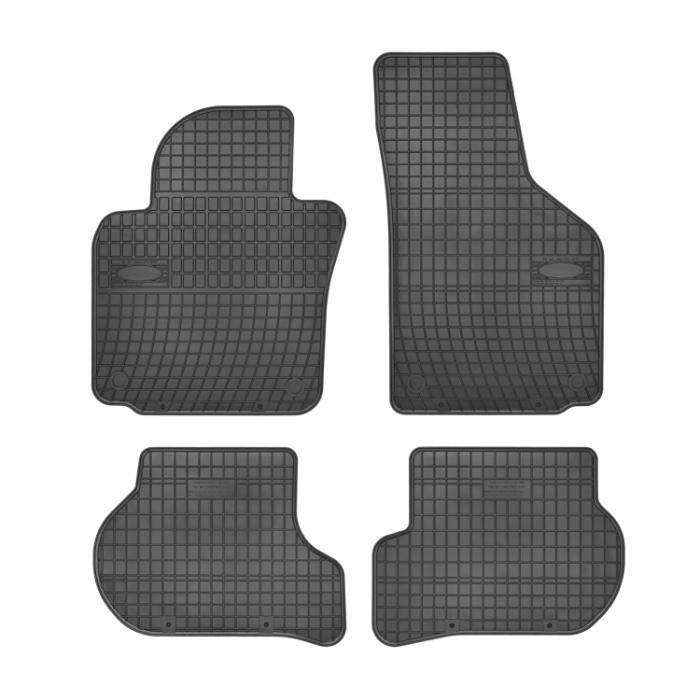 Гумени стелки Frogum за Skoda Octavia, Seat Leon, VW Golf V - 0