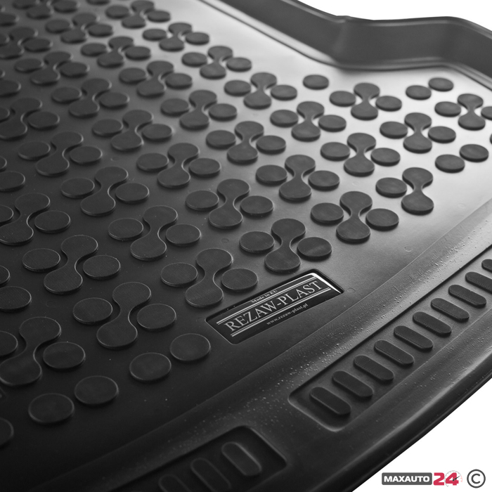 Гумена стелка за багажник Rezaw-Plast за Skoda Superb комби в долно положение на багажника 2015- - 5