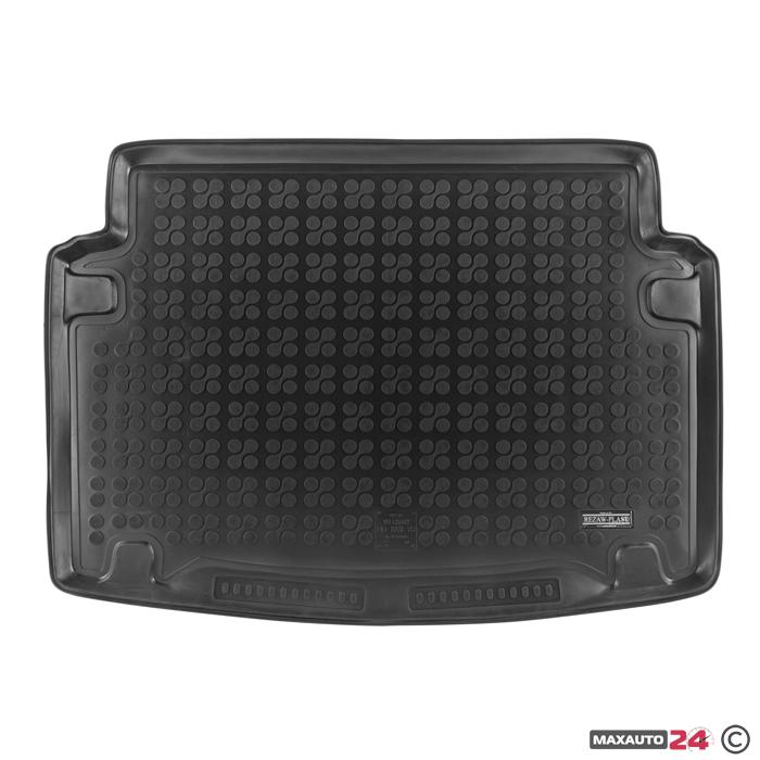 Гумена стелка за багажник Rezaw-Plast за Volkswagen Caddy Life Maxi 7 места 2008- - 1