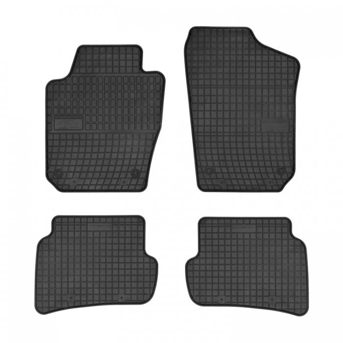 Гумени стелки Frogum за Seat Ibiza IV/IV FL - (2008+) / Skoda Fabia III - (2014+) - 0