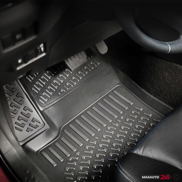 Гумени стелки RizLine за Mercedes B-class / w246  2011-2018 - 7