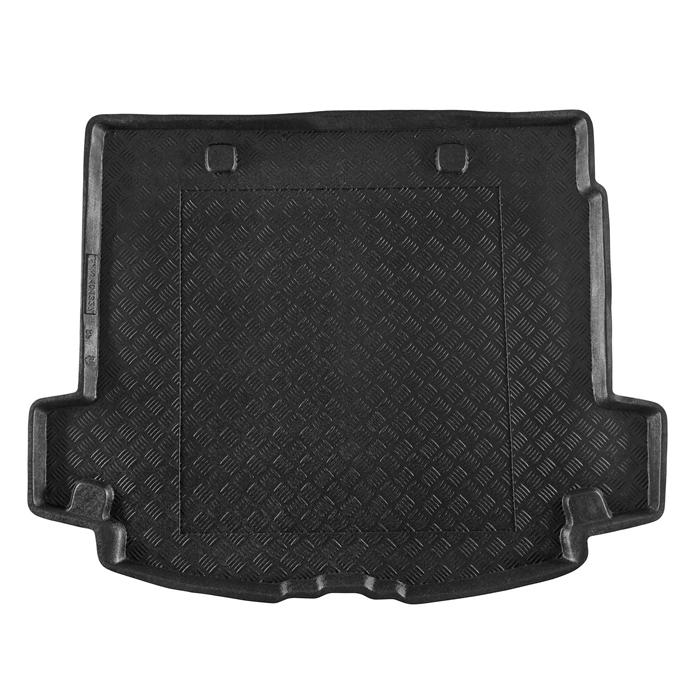 Стелка полиетиленова за багажник Rezaw-Plast за RENAULT MEGANE GRANDTOUR без преграда в багажника 2002-2008 - 1