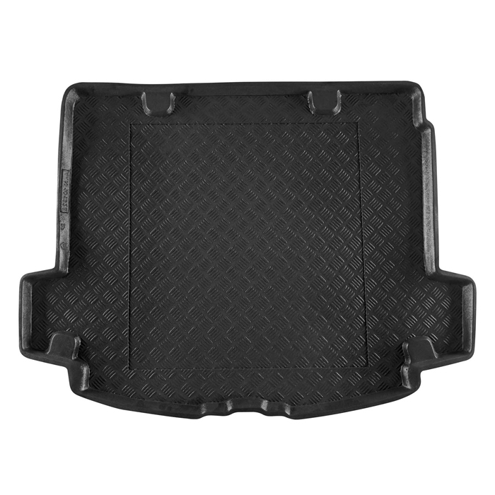 Стелка полиетиленова за багажник Rezaw-Plast за RENAULT MEGANE GRANDTOUR с преграда в багажника 2002-2008 - 1