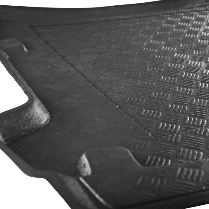 Стелка полиетиленова за багажник Rezaw-Plast за RENAULT MEGANE GRANDTOUR с преграда в багажника 2002-2008 - 3