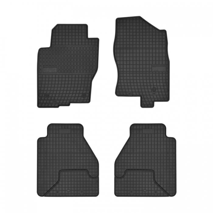 Гумени стелки Frogum за Nissan Navara - 2010 / Nissan Pathfinder - 2010 - 0