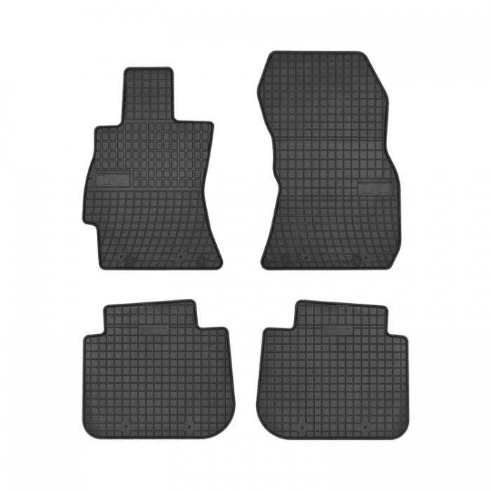 Гумени стелки Frogum за Subaru Forester IV - (2013) / Subaru Legacy V - (2009) / Subaru Outback - (2009) - 0