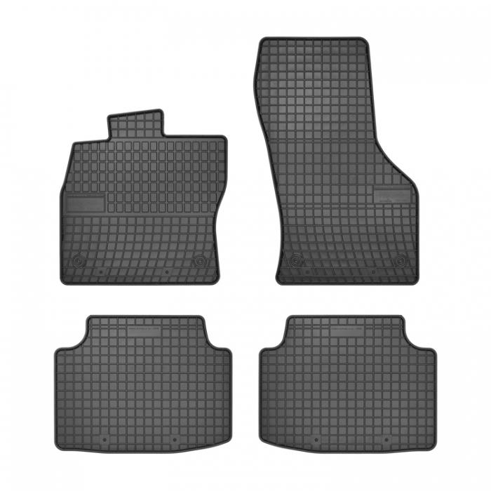 Гумени стелки Frogum за VW Passat B8 - (2014+) - 0