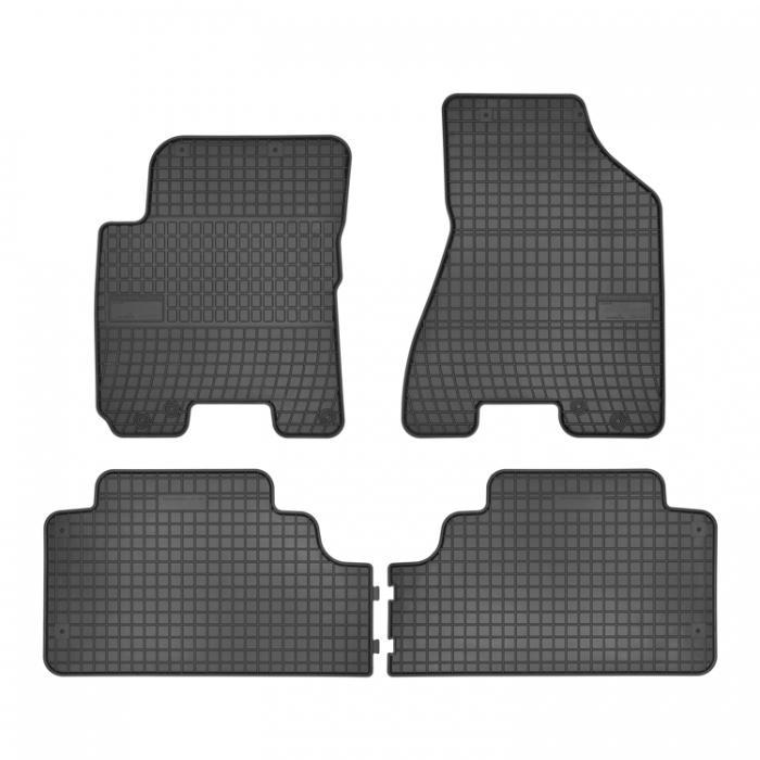 Гумени стелки Frogum за Kia Sportage II - (2002-2010) / Hyundai Tucson - (2004-2010) - 0