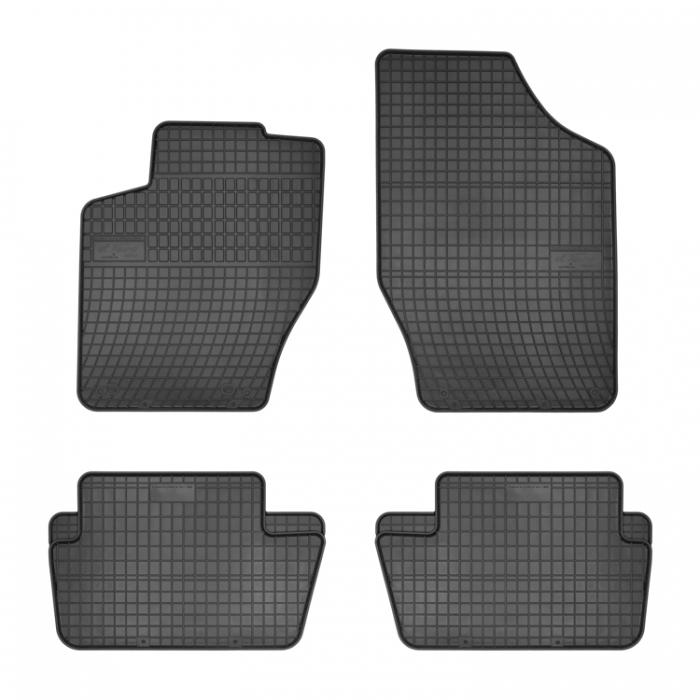 Гумени стелки Frogum за Citroen C4 I - (2004-2010) / Citroen C4 II - (2011+) - 0