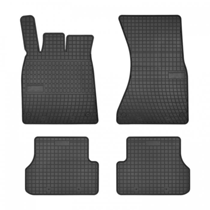 Гумени стелки Frogum за Audi A6 C7 - (2011+) / Audi A7 Sportback - (2010+) - 0