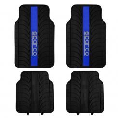 Гумени стелки Rezaw-Plast за BMW X5 F15 2013- / X6 F16 2014- - 13
