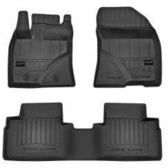 Гумени стелки Rezaw-Plast за Mercedes M класа ML W164 2005-2011 / GL класа X164 2006-2012 - 12