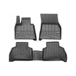 Гумени стелки Rezaw-Plast за VW Touareg 2002-2010 / Porsche Cayenne 2002-2010 - 16