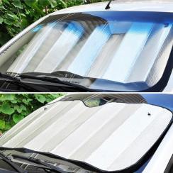 Сенник единичен за предно стъкло - 130x60