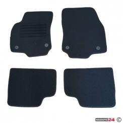 Гумени стелки Rezaw-Plast за Hyundai i30 / Kia Ceed / Pro Ceed 2012-2018 - 10
