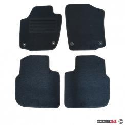 Гумени стелки Frogum за Skoda Octavia, Seat Leon, VW Golf V - 10