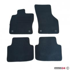 Гумени стелки Rezaw-Plast за Audi A4 B6 2000-2004 / B7 2004-2008 - 10
