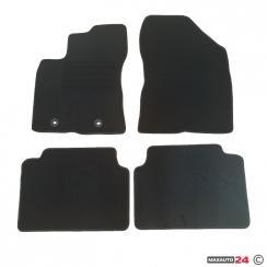 Гумени стелки Frogum за Audi A4 B6 (8E) - (2000-2004) / Audi A4 B7 (8F) - (2004-2007) - 13