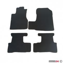 Гумени стелки Rezaw-Plast за Audi A4 2007-2015 / Audi A4 Avant 2008-2015 / Audi A4 Allroad 2009- / Audi A5 Sportback 2009- - 9