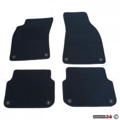 Гумени стелки Frogum за Skoda Fabia / Seat Ibiza / Seat Cordoba / VW Polo / VW Fox - 14