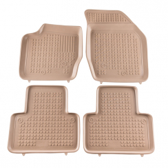 Гумени стелки Rezaw-Plast за VW Touareg 2002-2010 / Porsche Cayenne 2002-2010 - 14