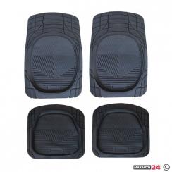 Гумени стелки Frogum за Nissan Juke - (2010+) - 14
