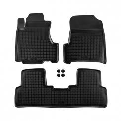 Гумени стелки Rezaw-Plast за Toyota Corolla XII E210 седан/комби/хибрид след 2018 - 15