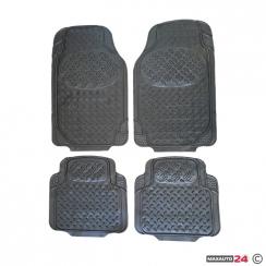 Гумени стелки Rezaw-Plast за Nissan Pathfinder (R51) след 2005 - 17