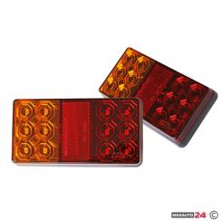 Гумени стелки Rezaw-Plast за BMW серия 3 E46 1998-2007 / E90/E91 2004-2012 - 13