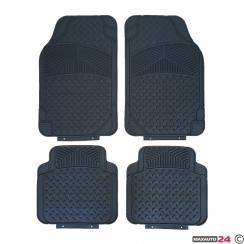 Гумени стелки Rezaw-Plast за Citroen Jumpy II / Fiat Scudo II / Peugeot Expert II 2006-2016 / Toyota Proace 2013- с фабричен велурен под - 12