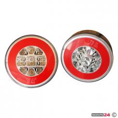 Гумени стелки Rezaw-Plast за Nissan Qashqai (J10) 2007-2014 / Qashqai (J11) 2014- - 13