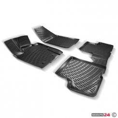 Гумени стелки Rezaw-Plast за Audi Q7 2005-2015 - 8