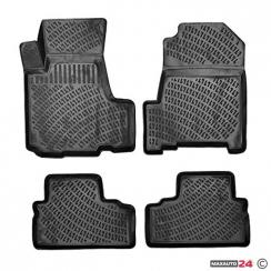 Гумени стелки Frogum за Renault clio IV - 2012-2019 - 13